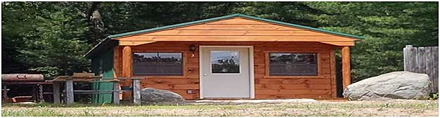Campground Modern Cabins