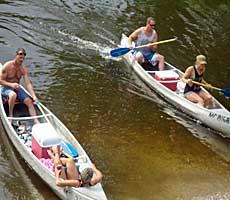 Duggans Canoes Northern Michigan Camping Canoeing And Kayak Rental