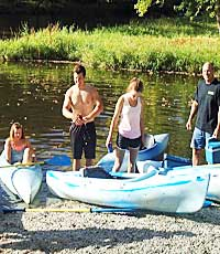 Duggans Canoes: Northern Michigan Camping, Canoeing and