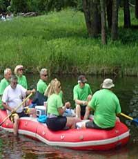 Duggans Canoes: Northern Michigan Camping, Canoeing and