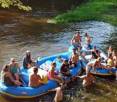 Best River Tubing In Michigan